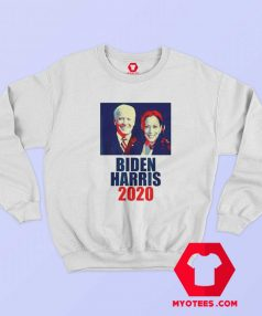 Biden Harris 2020 Election Democrat Vote Sweatshirt