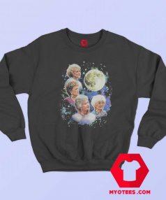 Bioworld The Four Golden Girls Moon Sweatshirt