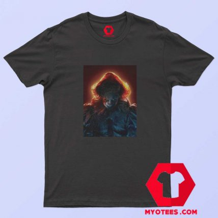 Chapter Two Pennywise Orange Glow T Shirt