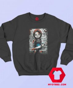 Childs Play Doll Toy Horror Movie Unisex Sweatshirt