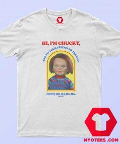 Chucky Hi Im Chucky Funny Unisex T Shirt