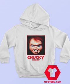 Chucky Movie Child Play Horror Retro Hoodie