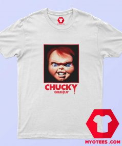 Chucky Movie Child Play Horror Retro T Shirt