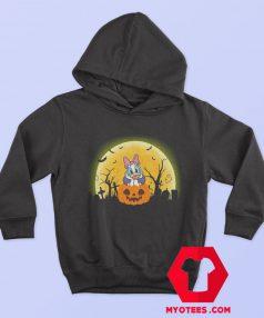 Daisy Disney In The Pumpkin Halloween Hoodie