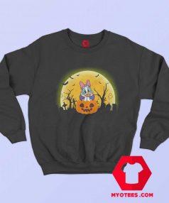 Daisy Disney In The Pumpkin Halloween Sweatshirt