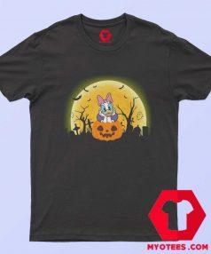 Daisy Disney In The Pumpkin Halloween T Shirt