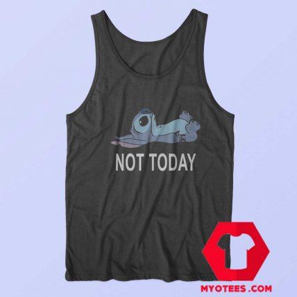 Disney Lilo Stitch Not Today Tank Top