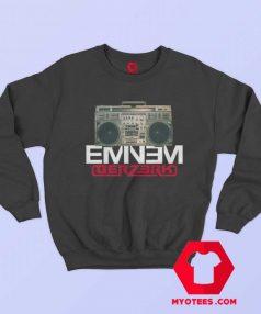 Eminem Boombox Berzerk Album Sweatshirt