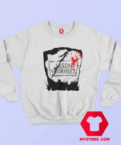 Friday The 13th Jason Gravestone Sweatshirt
