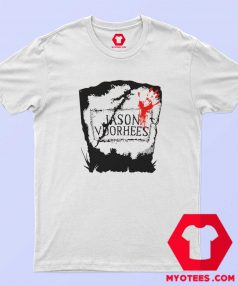Friday The 13th Jason Voorhees Gravestone T Shirt