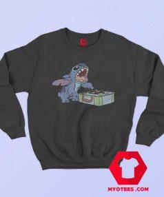 Funny Disney Dj Lilo Unisex Sweatshirt