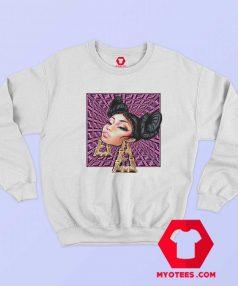 Funny Nicki Minajs Cartoon Unisex Sweatshirt