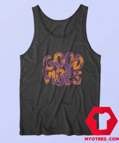 Good Vibes Positive Thoughts Unisex Tank Top