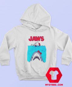 Hello Kitty Jaws Parody Unisex Hoodie