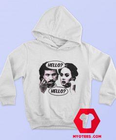 Hello Lionel Adele Funny Parody Unisex Hoodie