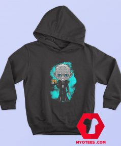 Horror Boy Funny Cartoon Halloween Hoodie
