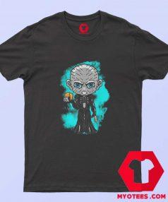 Horror Boy Funny Cartoon Halloween T Shirt