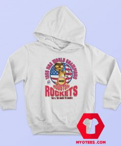 Houston Rockets 1995 World Champions Hoodie