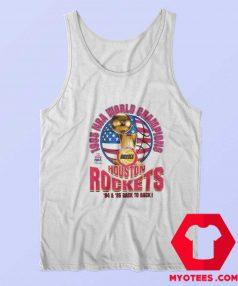 Houston Rockets 1995 World Champions Tank Top