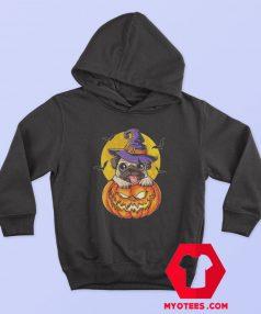 Jack O Lantern Halloween Pugkin Pumpkin Hoodie