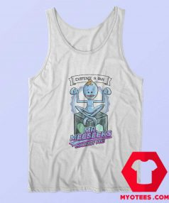 Look At Me Mr. Meeseeks Rick And Morty Tank Top