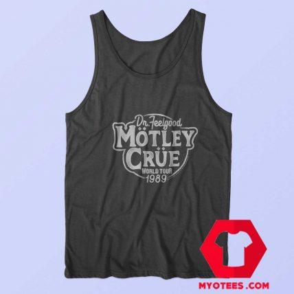 Motley Crue Classic Feelgood Tour Tank Top