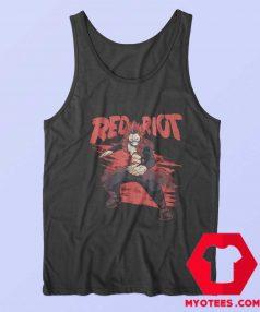 My Hero Academia Red Riot Unisex Tank Top