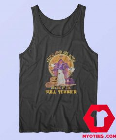 Never Mind The Witch Beware Of The Bull Tank Top