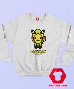 New Bape x Pokemon Pikachu Unisex Sweatshirt