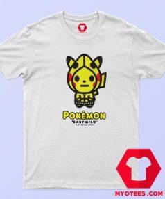 New Bape x Pokemon Pikachu Unisex T Shirt