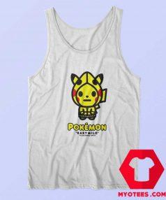 New Bape x Pokemon Pikachu Unisex Tank Top