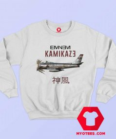 New Eminem Kamikaze Rap Hip Hop Album Sweatshirt