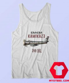 New Eminem Kamikaze Rap Hip Hop Album Tank Top