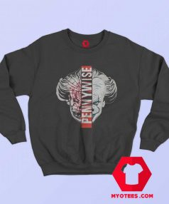 Pennywise Chapter Two Split Face Sweatshirt