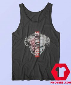 Pennywise Chapter Two Split Face Unisex Tank Top