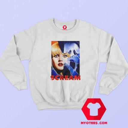 Scream Movie Horror 90s Vintage Sweatshirt