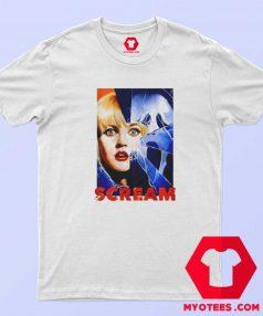 Scream Movie Horror 90s Vintage T Shirt