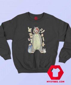 Shoto Todoroki In Cute Costume Funny Sweatshirt