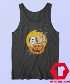 Snoopy Halloween Cartoon Parody Tank Top