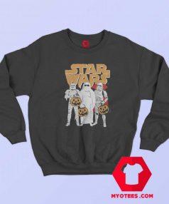 Star Wars Trick Or Treat Halloween Sweatshirt
