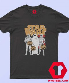 Star Wars Trick Or Treat Halloween Unisex T Shirt
