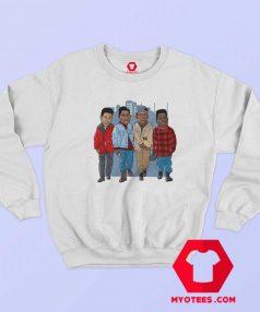 Style Juice 90s Movie Cartoon Unisex Sweatshirt