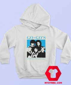The Go Gos Fan Club Belina Carlisle Hoodie