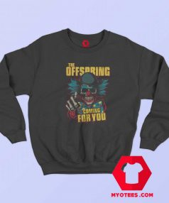 The Offspring Coming For You Retro Sweatshirt