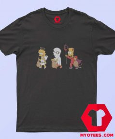 The Simpsons Halloween Costumes T Shirt