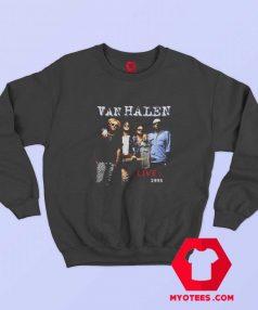 Van Hallen Live 1993 Wolrd Tour Tank Top