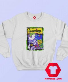 Vintage 1995 Goosebumps You Cant Scare Sweatshirt