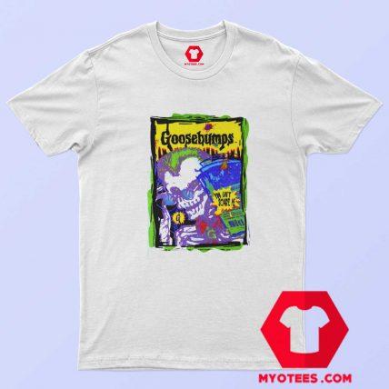 Vintage 1995 Goosebumps You Cant Scare T Shirt