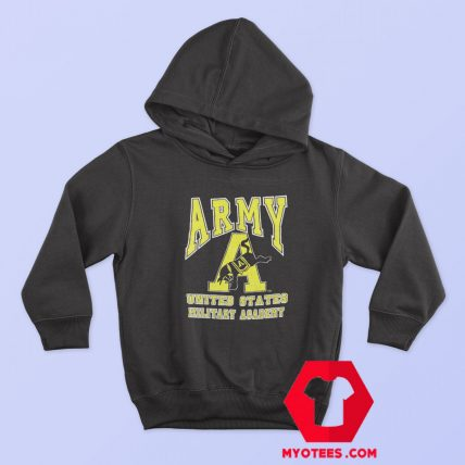 Vintage Army United States Military Academy Hoodie
