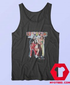Vintage Black Spice Girls Unisex Tank Top